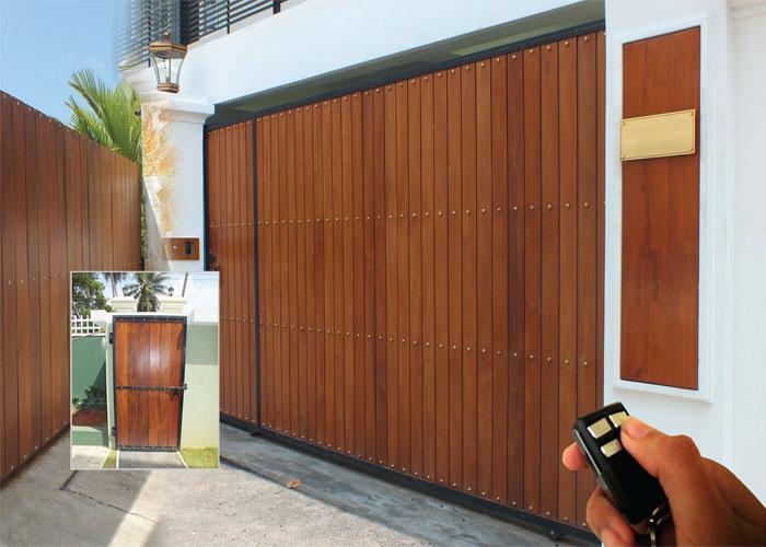 Sliding Gates Designer Roller Door Swing Gates Sliding