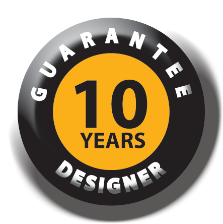 guarante-10-year-designer